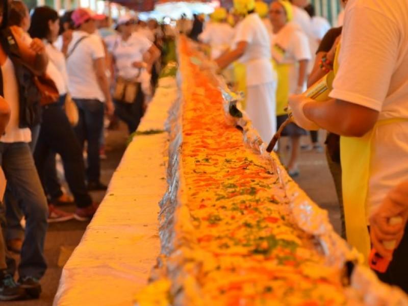 Sí habrá filete relleno de mariscos en Boca del Río