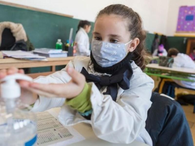 Si hay regreso a clases pese a incremento de contagios