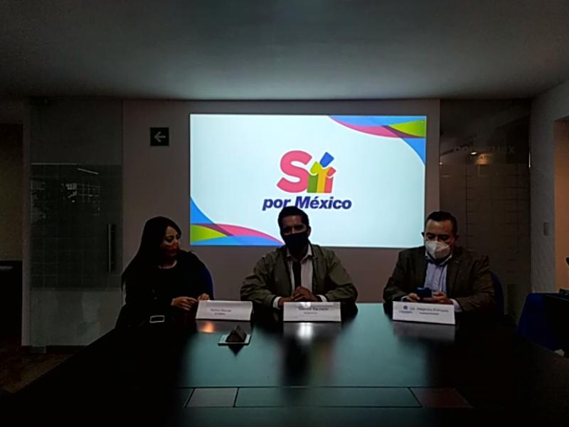 Sí Por México recolecta firmas beneficiando a niños con cáncer