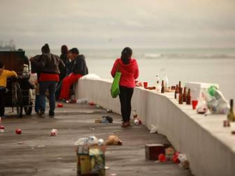 Sí prohibirán consumo de alcohol en Boca del Río