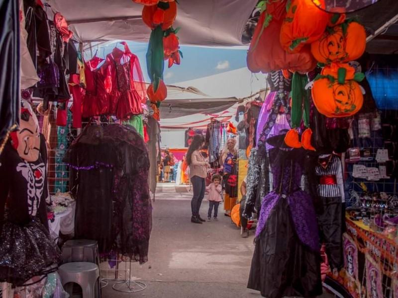 Sí se instalará Tianguis de Día de Muertos en Zacatecas
