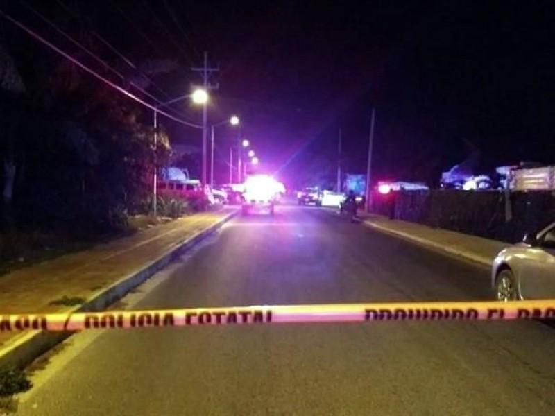 Sicarios asesinan a 5 personas en una fiesta