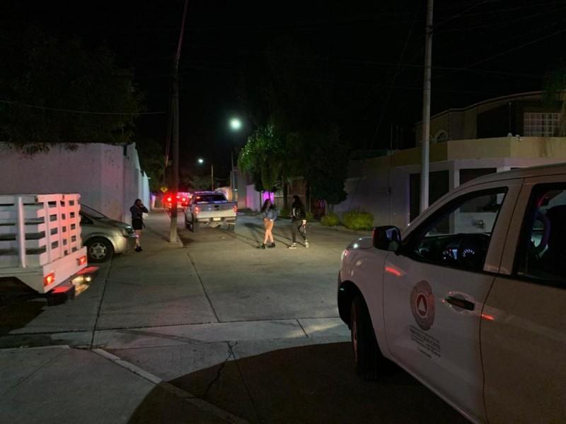 Sicarios atacan carroza fúnebre en Irapuato