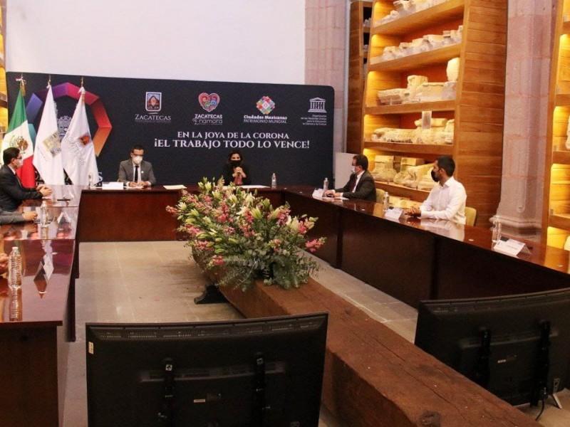 Signa Los Cabos convenio de hermanamiento con Zacatecas