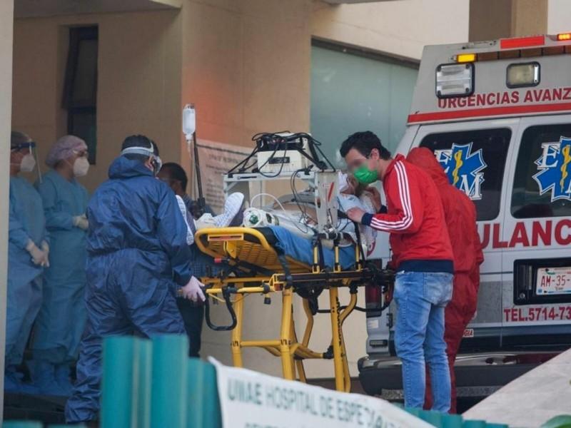 Sigue a la baja la ocupación hospitalaria en Nayarit