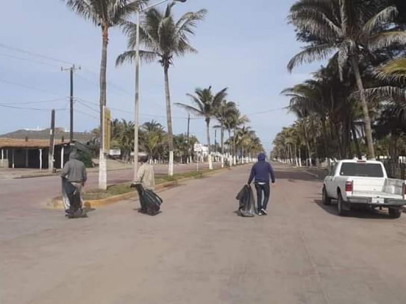 Sigue acéfala, dirección de Servicios Públicos en Guasave