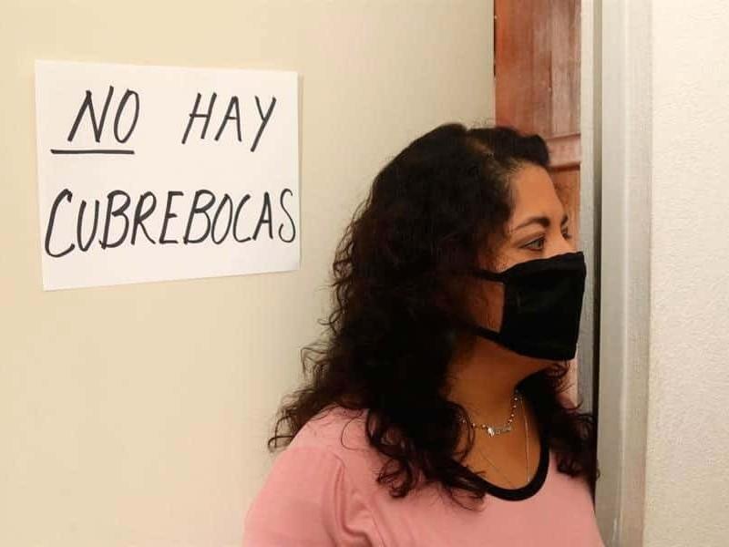 Sigue agotado el gel antibacterial y cubrebocas en Zihuatanejo