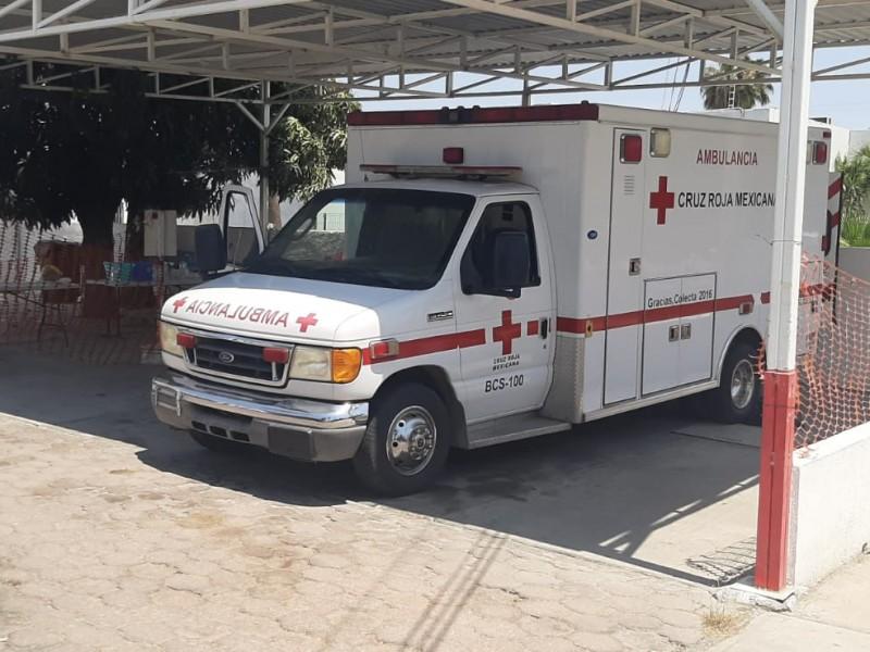 Sigue atendiendo Cruz Roja traslados por casos covid-19