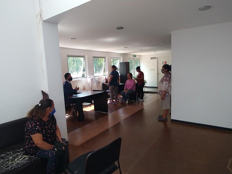 Sigue conflicto en albergue del hospital infantil de Morelia