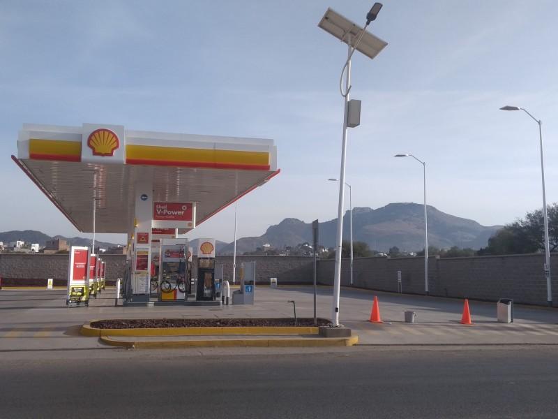 Sigue el desabasto de gasolina en Guanajuato capital