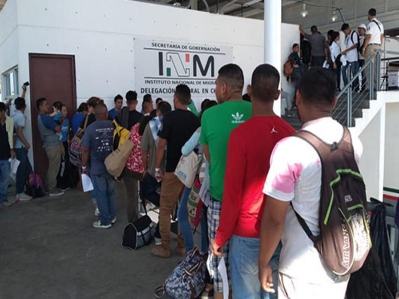 Sigue en aumento el flujo de migrantes a Estados Unidos