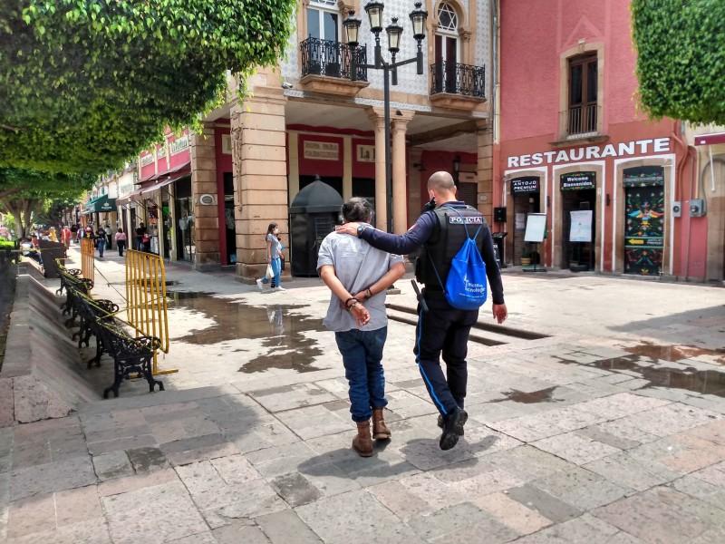 Sigue fallando fórmula de corporaciones de seguridad en Guanajuato