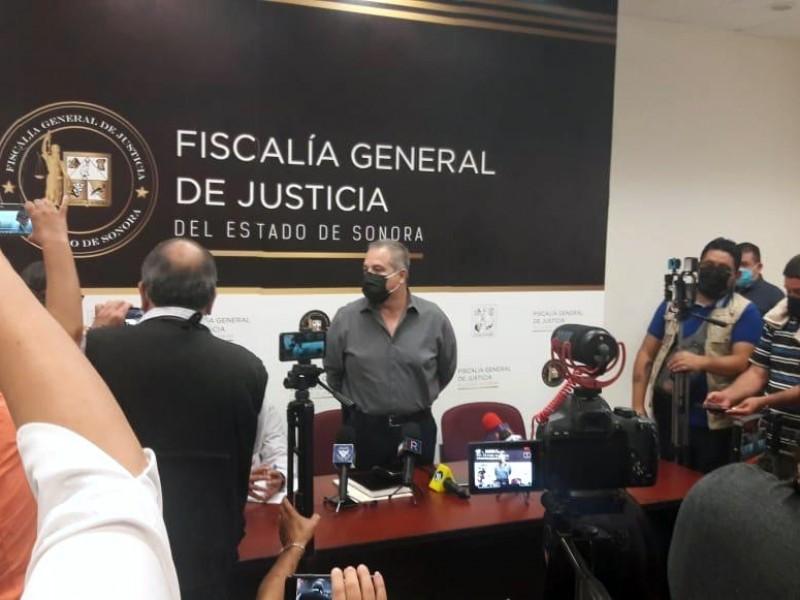Sigue Fiscalía varias líneas de investigación en homicidio de periodista
