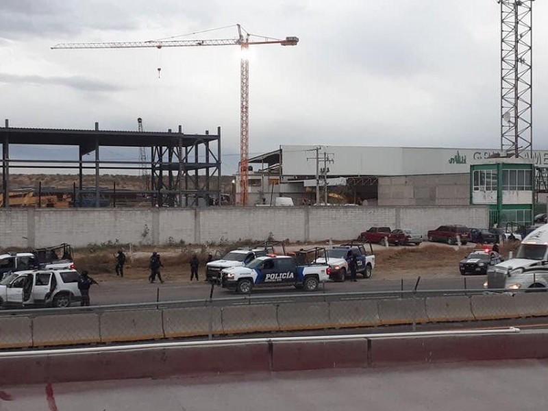Sigue la violencia en Guanajuato