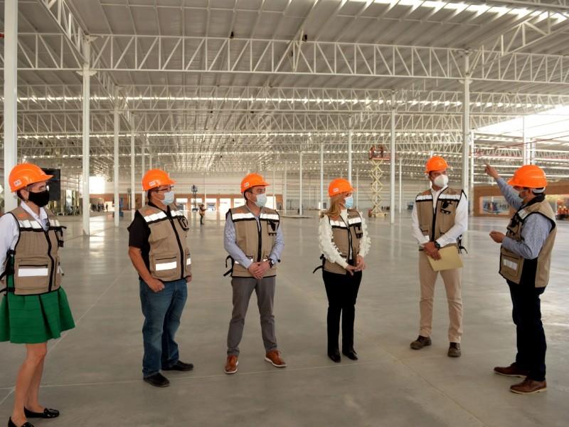 Sigue llegando inversión y generación de empleos a Sonora: Gobernadora