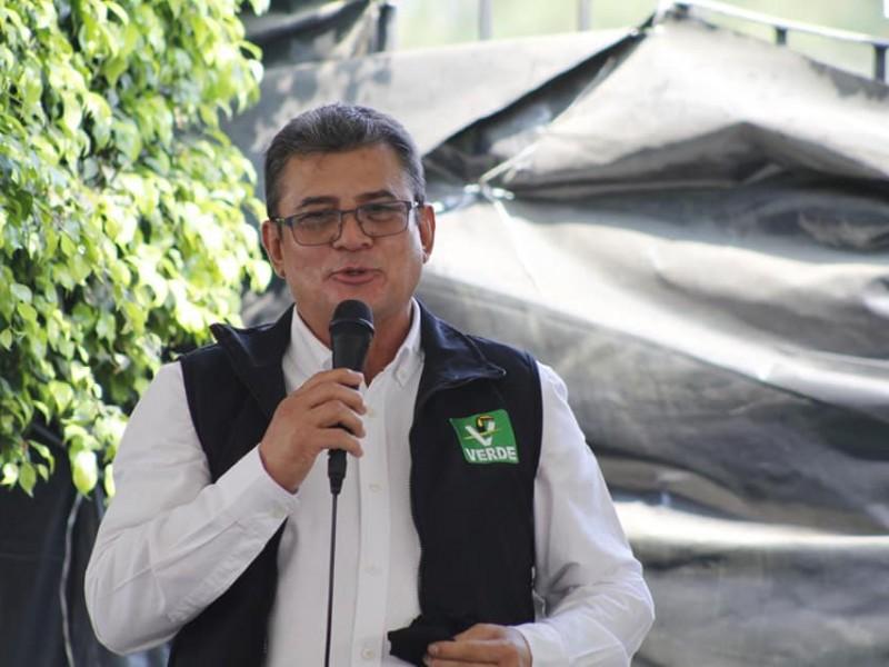 Sigue sin ser locazalizado Omar Plancarte, candidato del PVEM