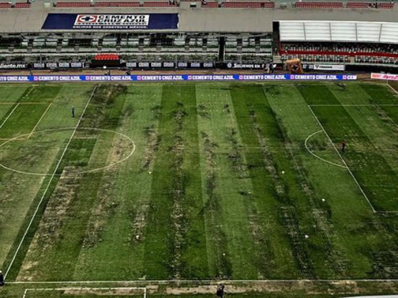 Siguen cancelando eventos en el Estadio Azteca
