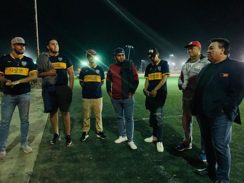 Siguen impulsando el deporte en Guaymas
