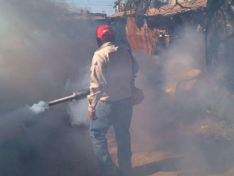 Siguen incrementándose las cifras de dengue en Nayarit