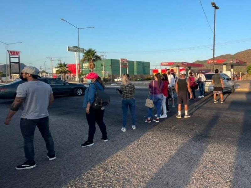 Siguen manifestaciones de comunidad fitness y casinos por suspensión