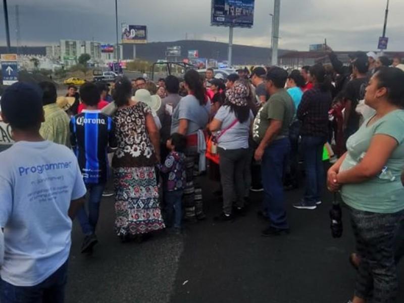 Siguen manifestaciones de la pradera contra Aquaa