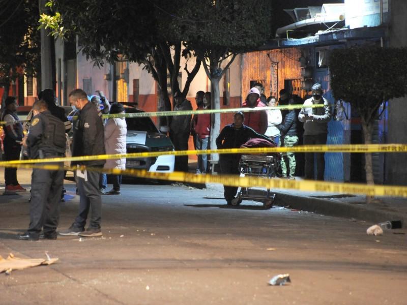 Siguen pista del CJNG por masacre en Azcapotzalco