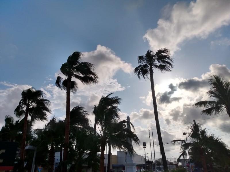 Siguen pronósticos de lluvia en Guaymas