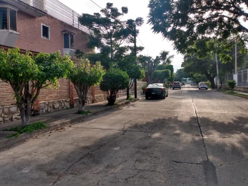 Siguen robos en Jardines de la Paz, pese vigilancia policial