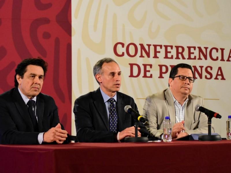 Siguen siendo 7 casos de Covid-19 en México
