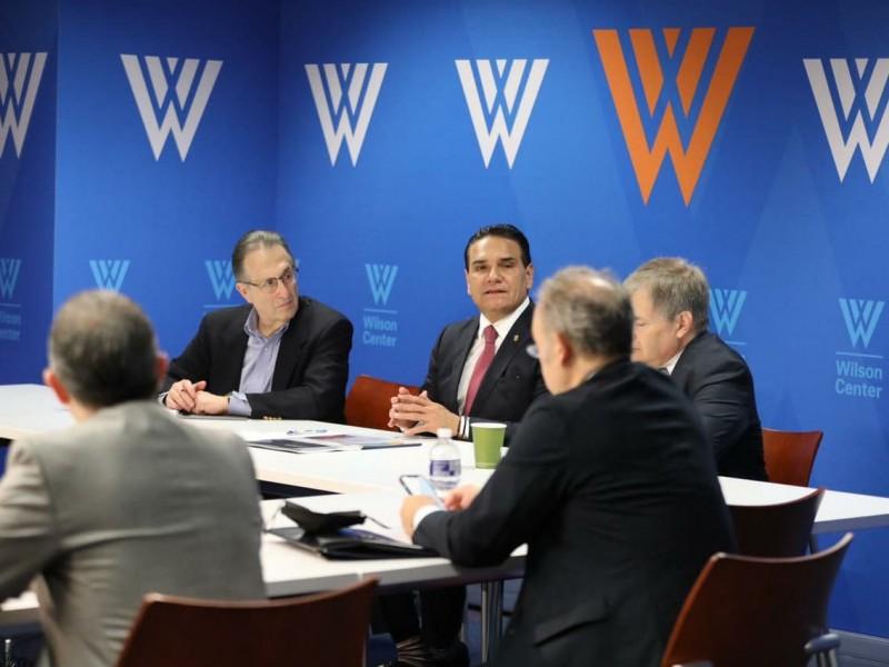 Silvano Aureoles teme que crimen organizado elija al presidente