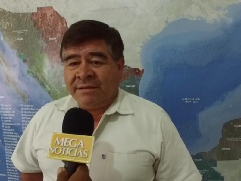 Sin afectación de estiaje la presa Benito Juárez