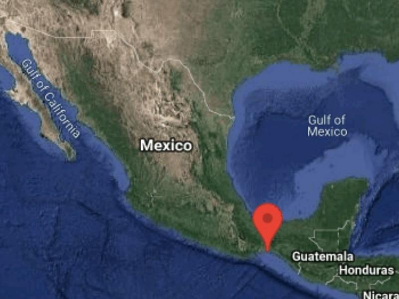 Saldo blanco tras sismo en Oaxaca