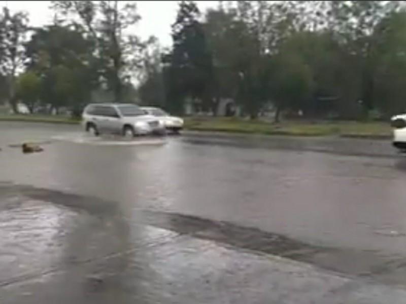 Sin afectaciones tras lluvias en Morelia