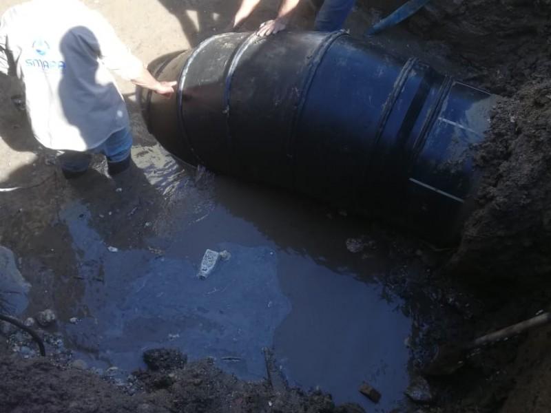 Sin agua más de 10 colonias en Tuxtla