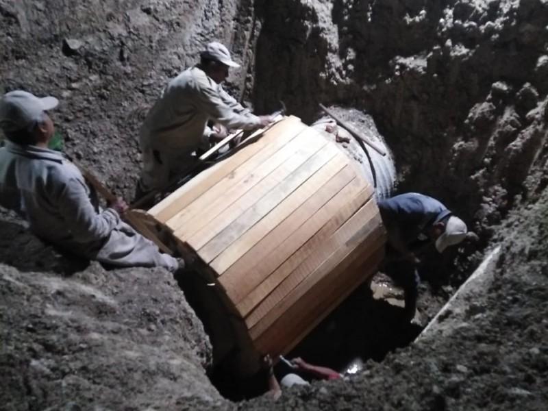 Sin agua más de 60 colonias en Tuxtla Gutiérrez