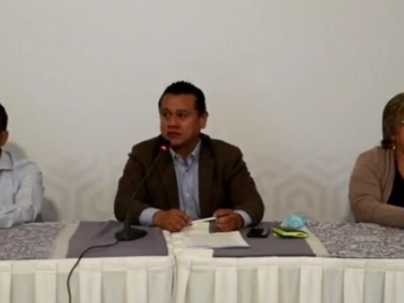 Sin avance proceso de entrega-recepción del gobierno de Michoacán