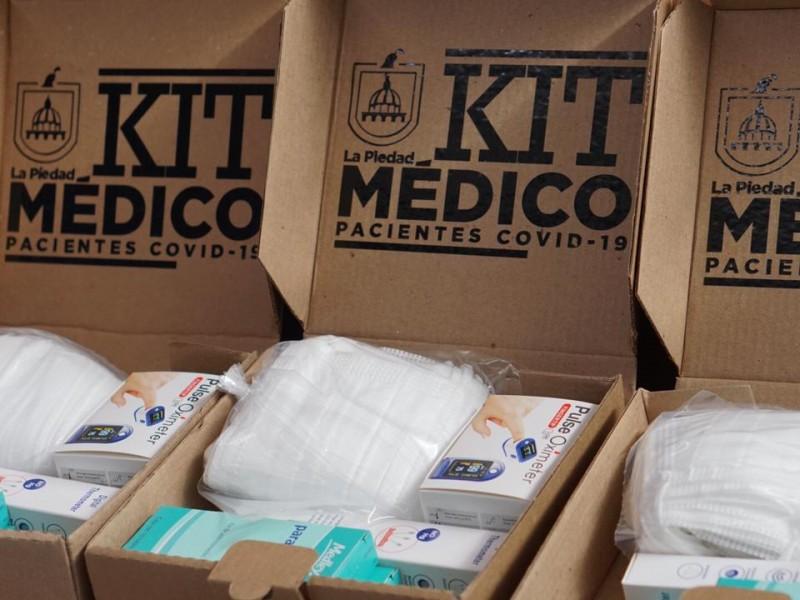 Sin ayuda familias superan enfermedad por COVID