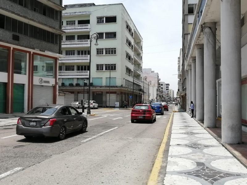 Sin cierres viales por parte de autoridades municipales en Veracruz