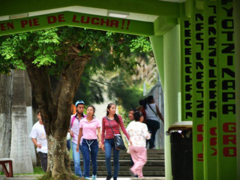 Sin condiciones inscripción a Escuela Normal Rural Mactumatzá: SEF