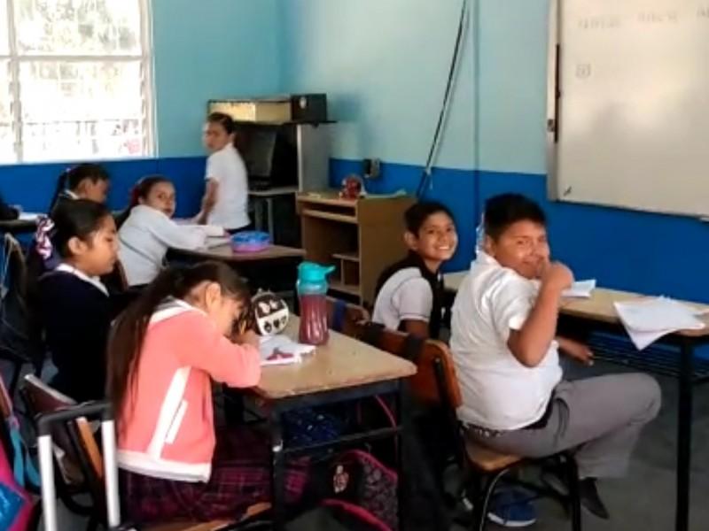 Sin condiciones para volver a clases en presente ciclo escolar