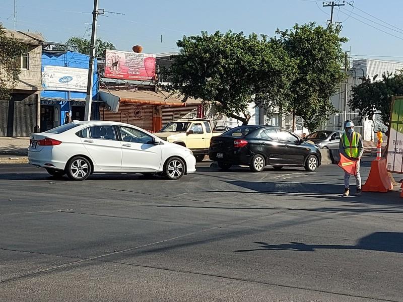 Sin conflicto vial por cierres en Mariano Otero
