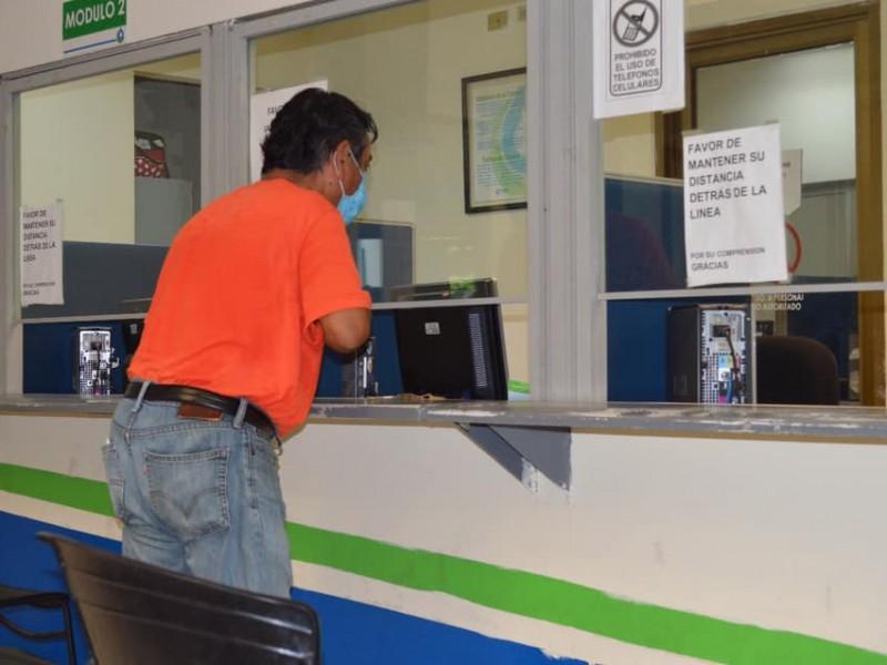 Sin cortes , Oomapasc empata recaudación a la del 2019