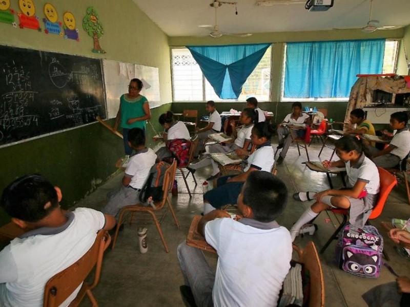 Sin daños por sismo de 7.5, escuelas de Sección 59