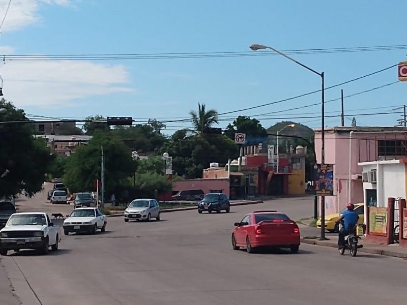 Sin daños tras lluvia en Guaymas