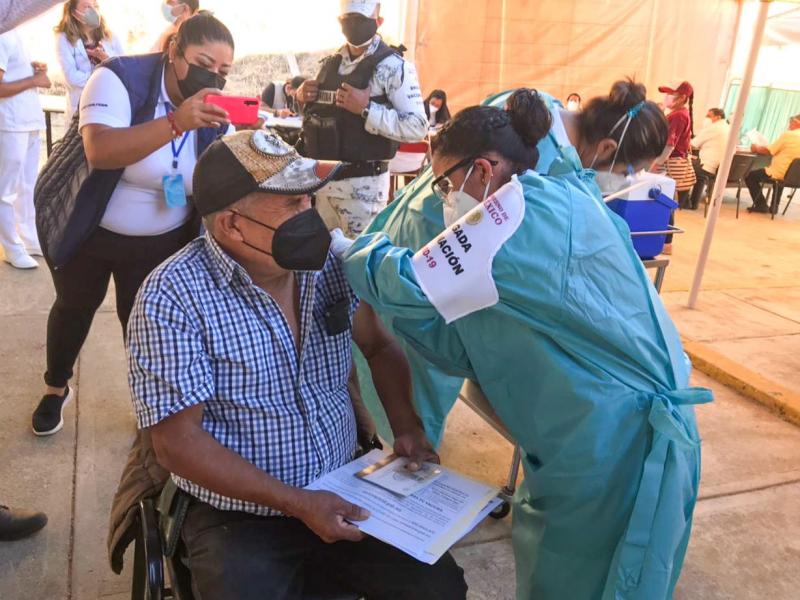 Sin definir fecha para vacunación contra Covid-19 en Salina Cruz