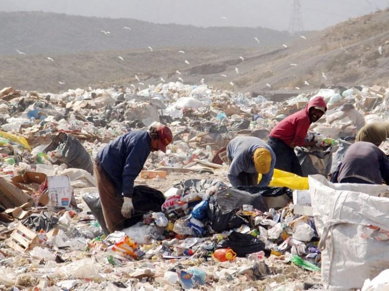 Sin definir proyecto para manejo de basura; Alfaro