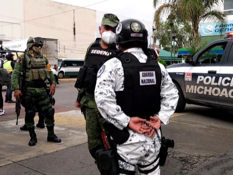 Sin estrategia gubernamental para frenar hechos violentos en conurbación Zamora-Jacona