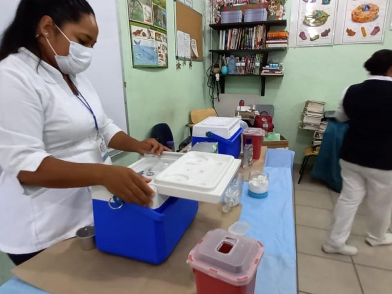 Sin fecha aún para la vacunación de personas rezagadas