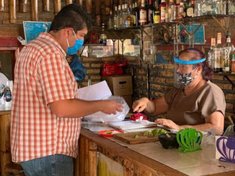 Sin fecha para incrementar aforo de negocios en Nayarit