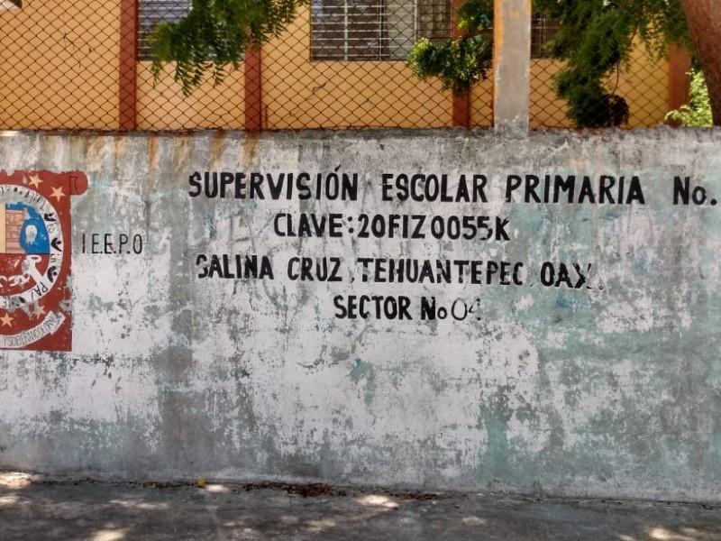 Sin fechas de inscripciones para ciclo 2020-2021 en Salina Cruz